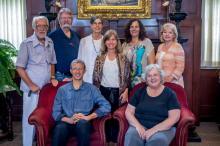 TOS board members 2015